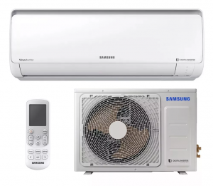 Ar-condicionado inverter Samsung