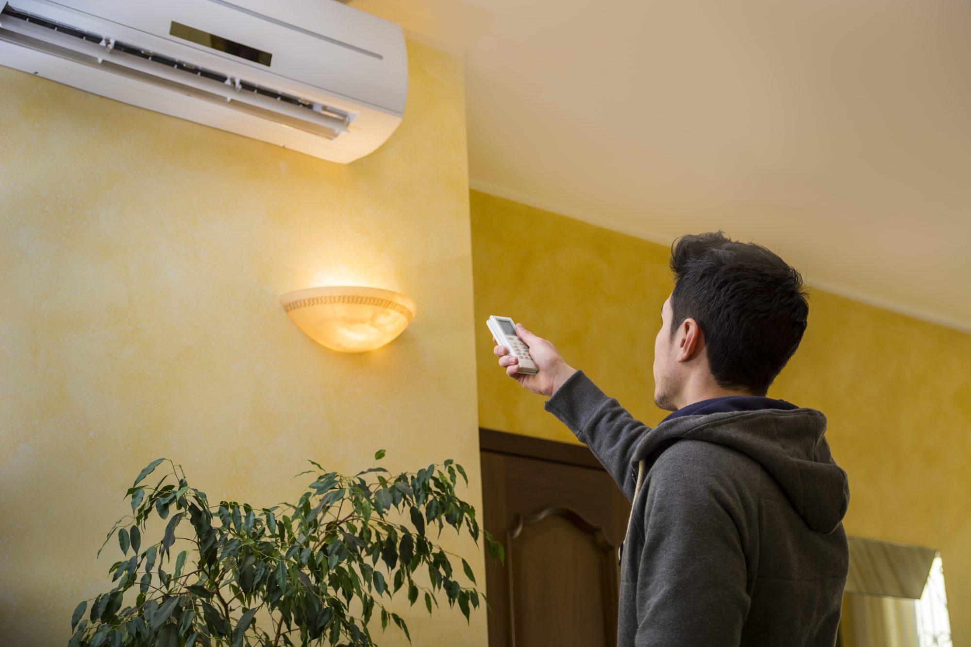 Veja 5 benefícios do ar-condicionado quente e frio