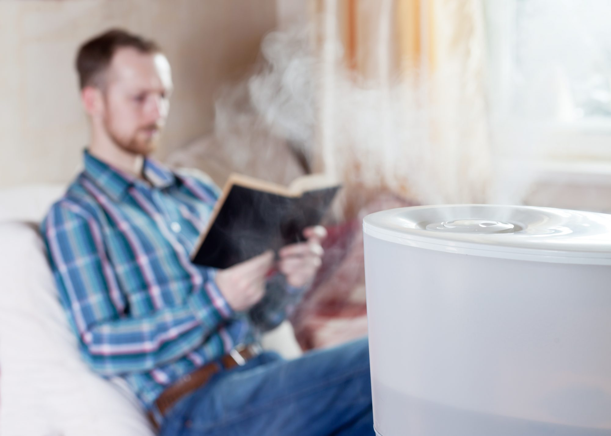 Conheça os efeitos da umidade do ar para sua saúde e saiba como controlar