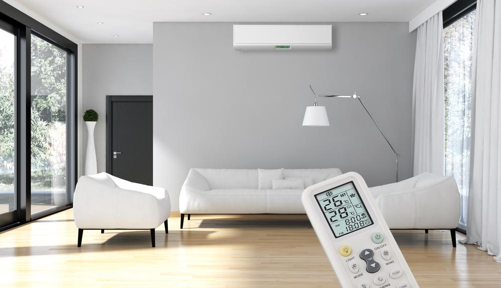 Controle de ar-condicionado