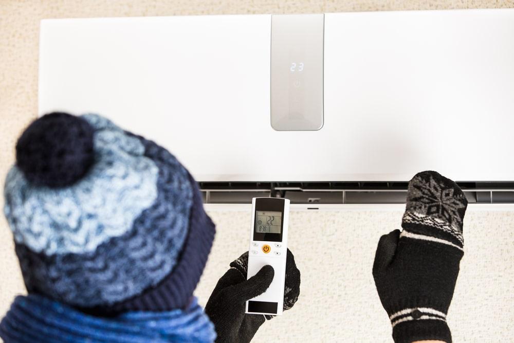Ar-condicionado no inverno: fuja das temperaturas baixas