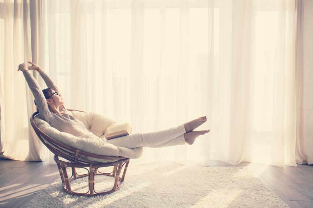 Você merece! Cinco dicas para uma casa mais confortável