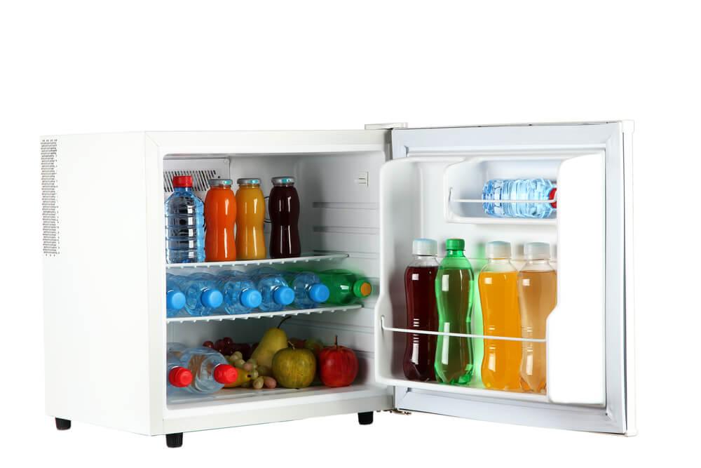Como organizar um frigobar?