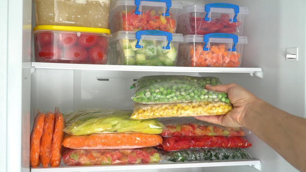 Dica: cinco alimentos que não se deve colocar no freezer