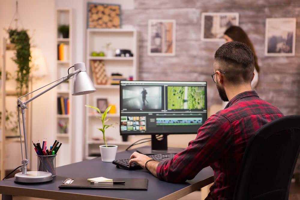 Dicas para um home office produtivo e confortável