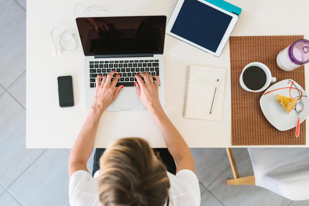 Organize seu espaço de home office