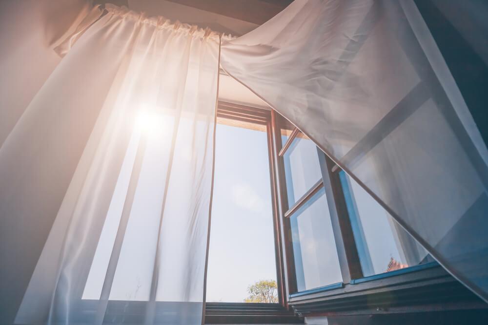 Entenda a importância de manter a casa bem ventilada