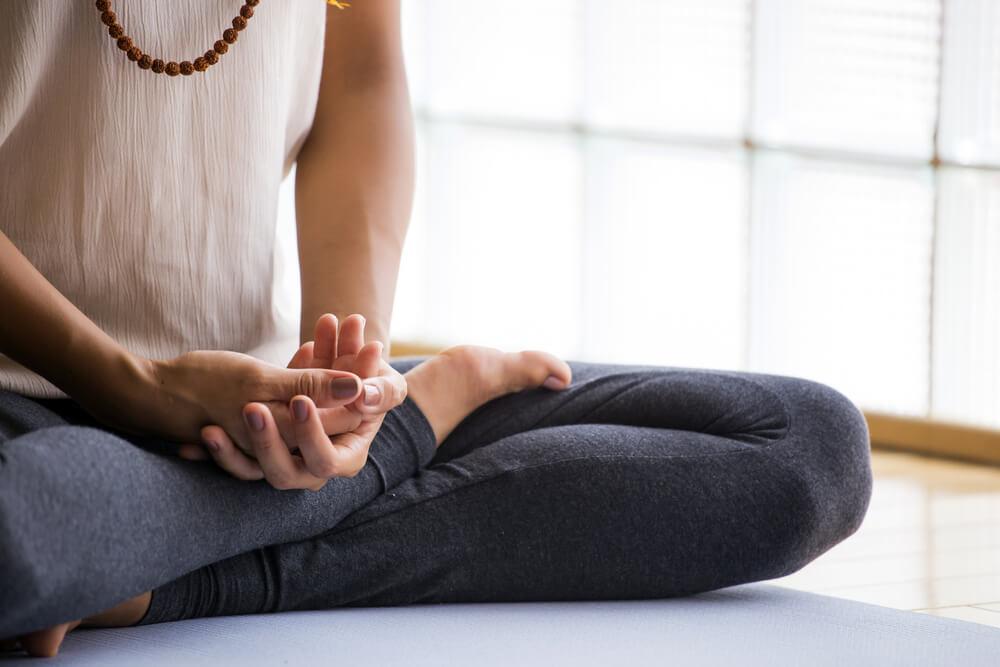 Meditação para ajudar no isolamento social