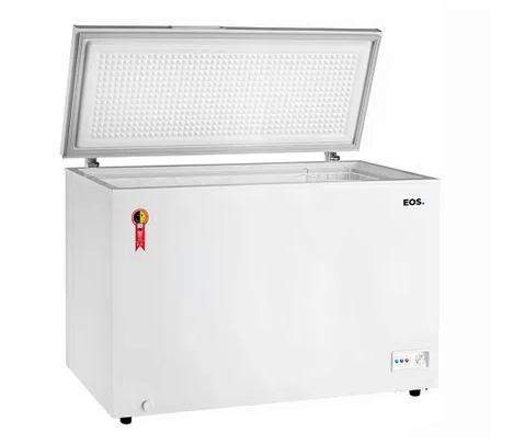 Freezer e Conservador Horizontal EOS EcoGelo 282 Litros