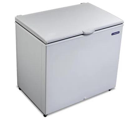 Freezer e Refrigerador Horizontal Metalfrio (Dupla Ação) 293 Litros DA302 110v