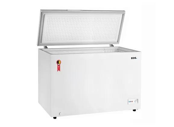 Freezer e Conservador Horizontal EOS EcoGelo 282 Litros Efh350X