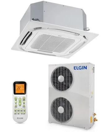 Ar Condicionado Split Cassete Elgin 360° Plus Só Frio 60000 BTUs 380v
