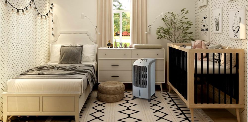Quais as vantagens do climatizador em relação ao ar-condicionado?