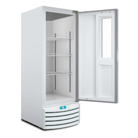 Freezer Dupla Ação Metalfrio View Glass de 539 litros