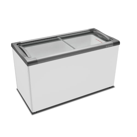 Freezer Expositor Horizontal Metalfrio de 318 litros