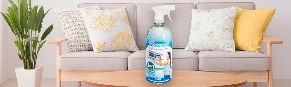 Higienizador Air Shield